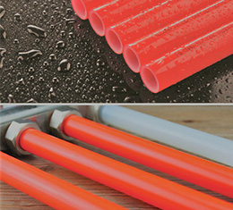 Home Floor Heating Tubing