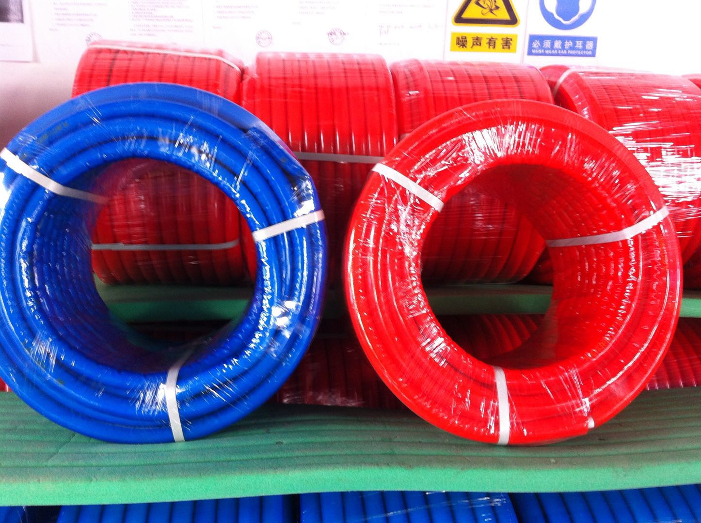 Insulated Pex-al-pex Pipe For Hot Water